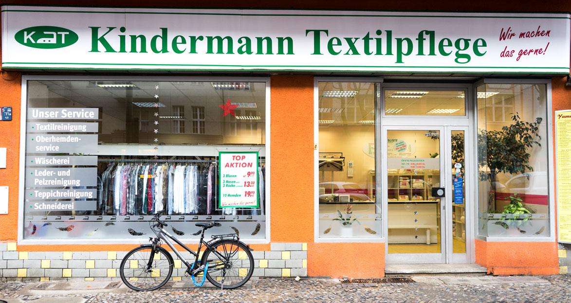 Reinigung Manfred von Richthofenstraße