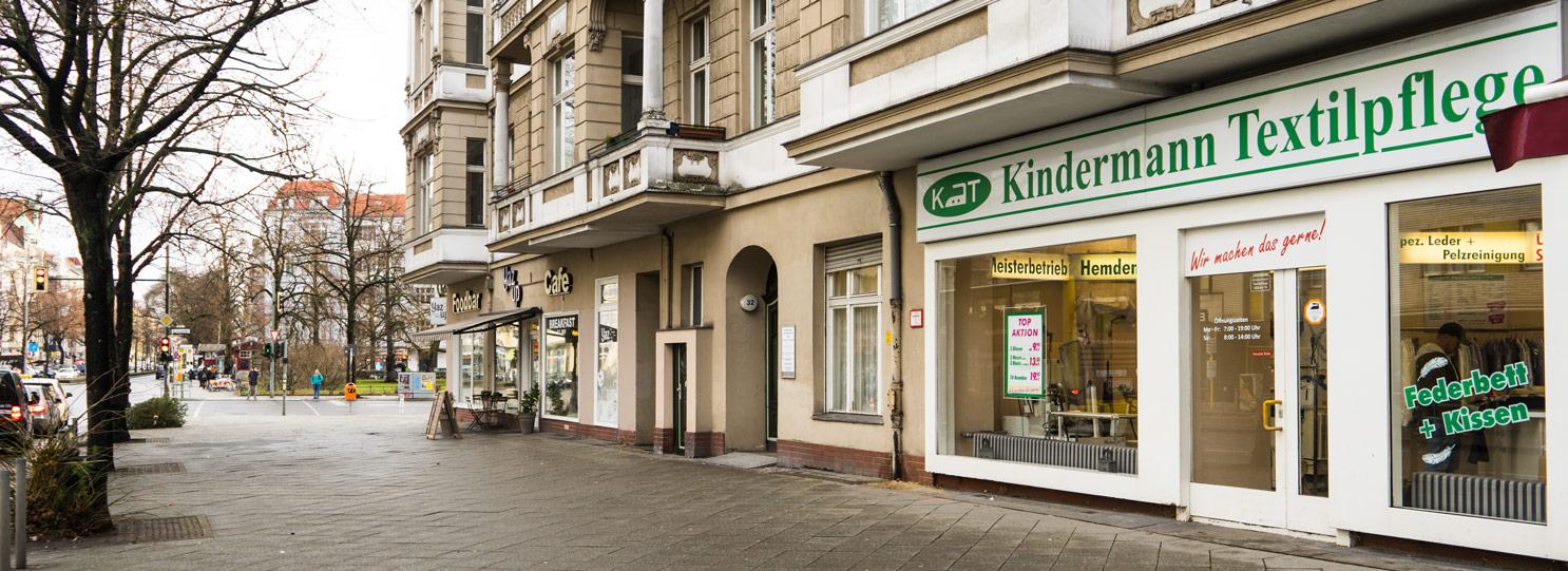 Reinigung Neue Kantstraße